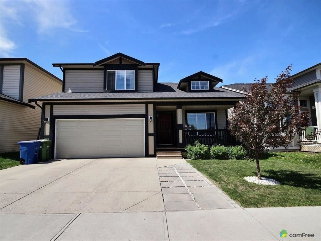 Photo of 185 Luxstone Road SW, Airdrie, AB T4B 0K5 (MLS # A1156770)