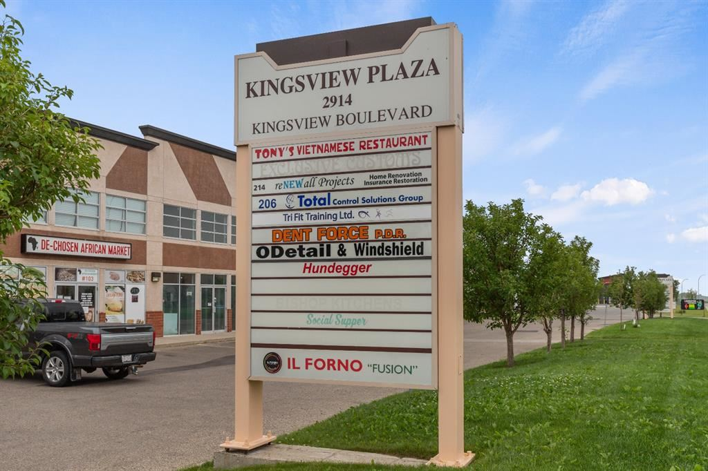 Photo of 2914 Kingsview Boulevard SE #205, Airdrie, AB T4A 0E1 (MLS # A1131777)