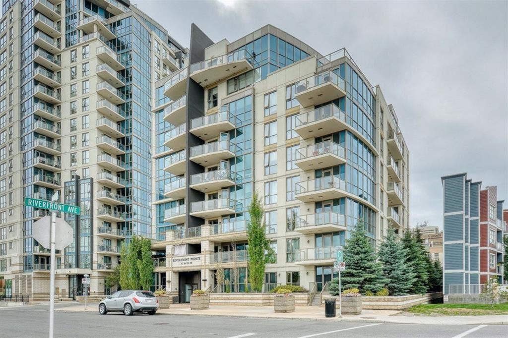 Photo of 315 3 Street SE #608, Calgary, AB T2G 0S3 (MLS # A1132784)