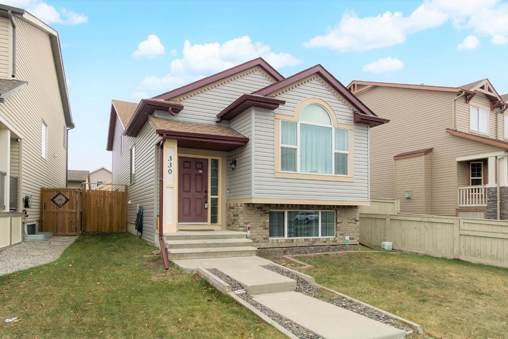 Photo of 330 Saddlebrook Circle NE, Calgary, AB T3J 0K1 (MLS # A1155787)