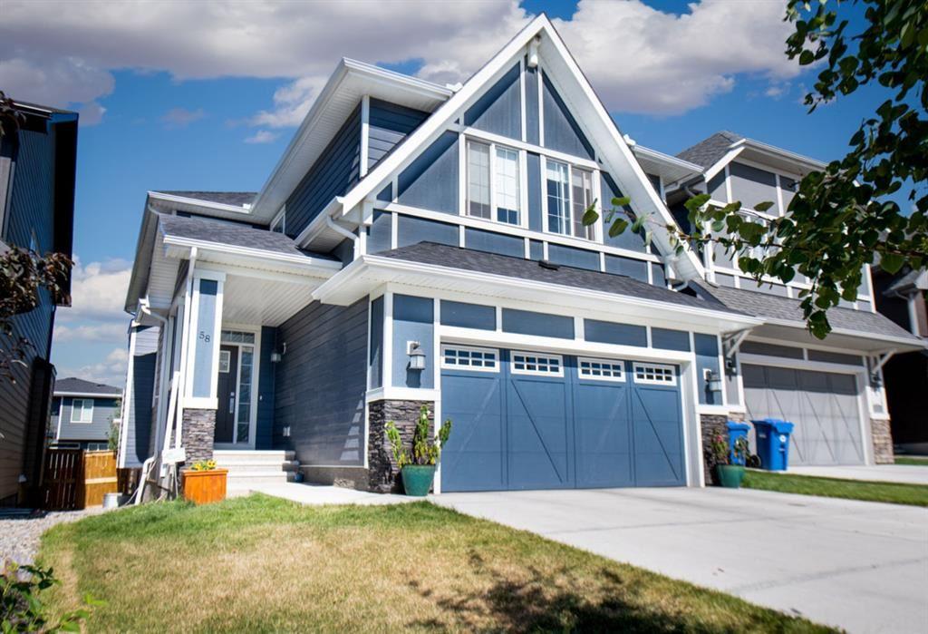 Photo of 58 Cranbrook Hill SE, Calgary, AB T3M 2K8 (MLS # A1115789)