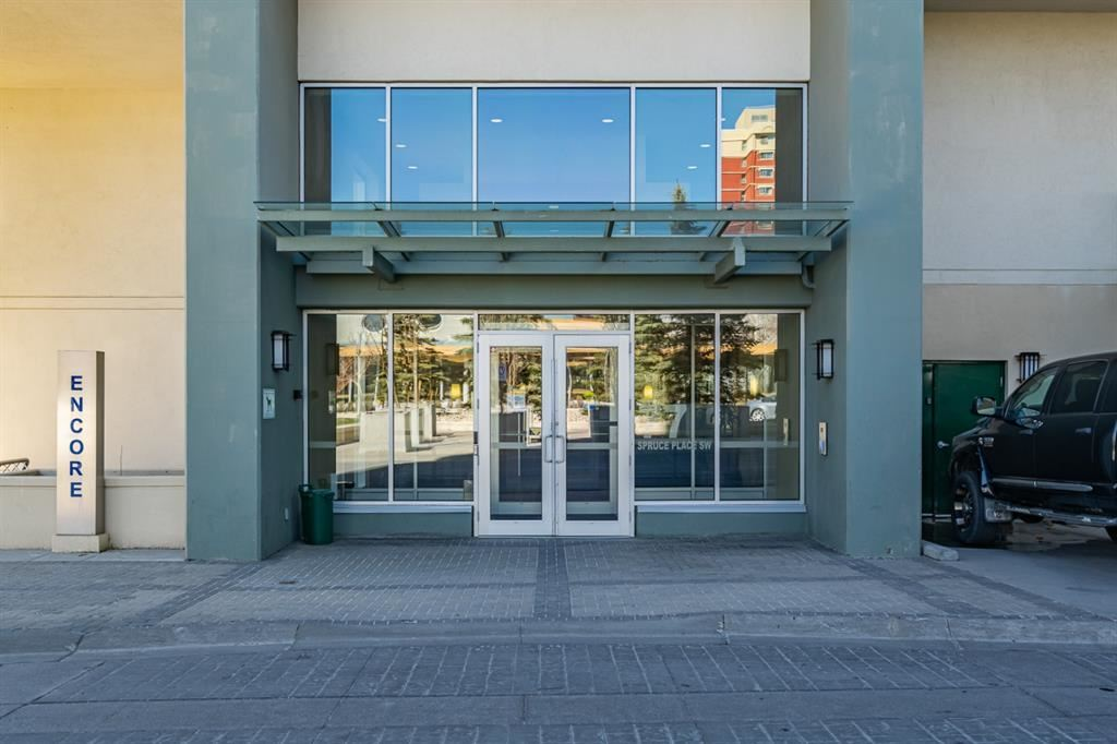 Photo of 77 SPRUCE Place SW #1804, Calgary, AB T3C 3X6 (MLS # A1095793)