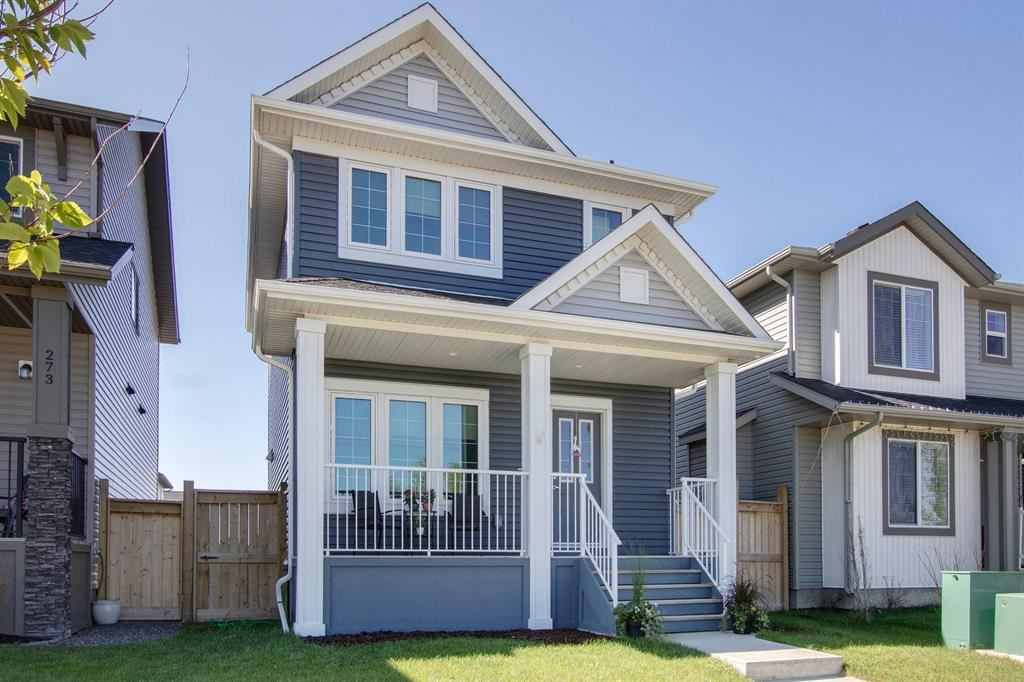 Photo of 269 RIVER HEIGHTS Drive, Cochrane, AB T4C 0W2 (MLS # A1018798)