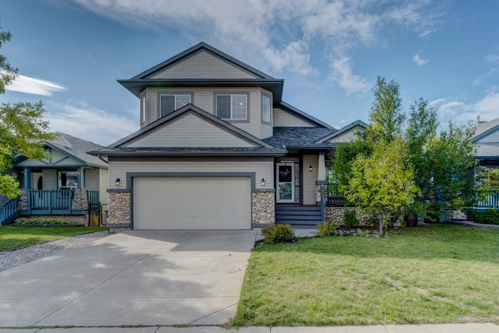Photo of 129 West Creek Pond, Chestermere, AB T1X 1H4 (MLS # A1133804)