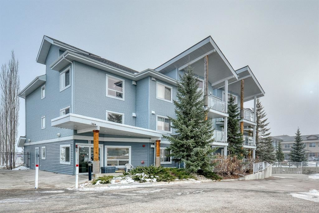 Photo for 380 Marina Drive #306, Chestermere, AB T1X 0B8 (MLS # A1049814)