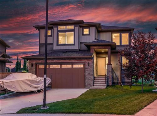 Photo of 151 KINNIBURGH Road, Chestermere, AB T1X 0T8 (MLS # A1019819)