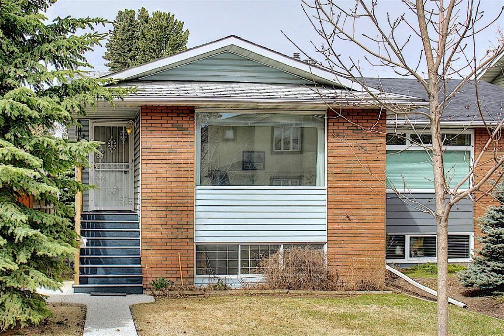 Photo of 3123 4A Street NW, Calgary, AB T2M 3B5 (MLS # A1099843)