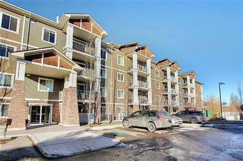 Photo of 304 Cranberry Park SE #403, Calgary, AB T3M 1W2 (MLS # A1050846)