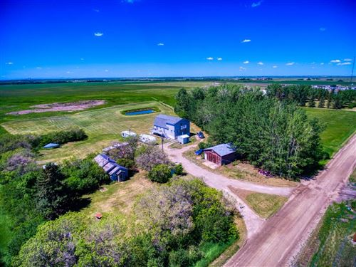 Tiny photo for 241007 Range Road 274, Rocky View County, AB T1X 2J1 (MLS # A1124853)