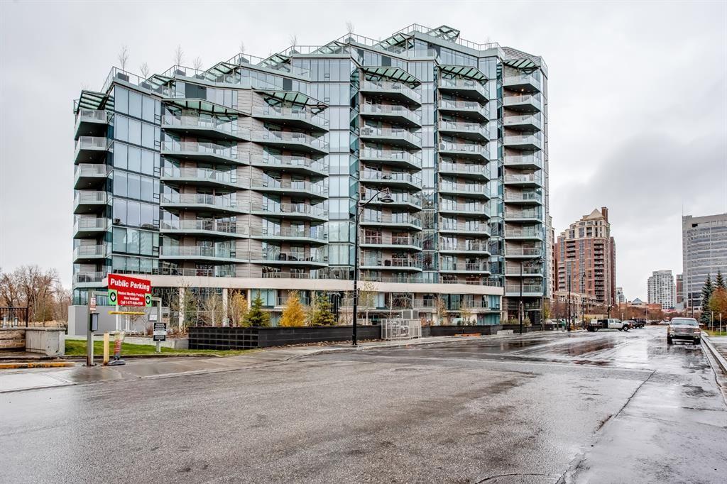 Photo of 738 1 Avenue SW #701, Calgary, AB T2P 5G8 (MLS # A1043856)