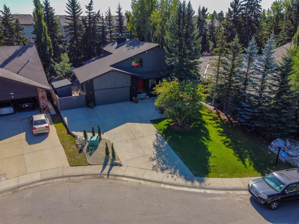 Photo of 4 Silvergrove Place NW, Calgary, AB T3B 4R3 (MLS # A1148856)