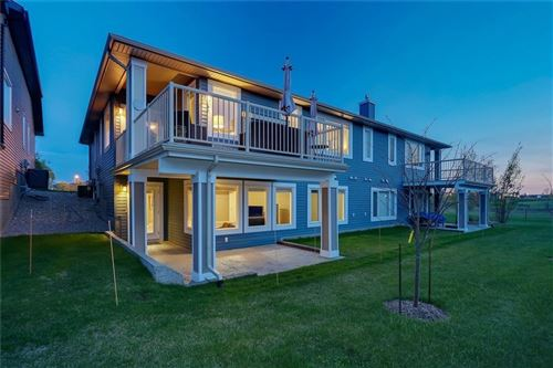Photo of 132 SIENNA PS, Chestermere, AB T1X 0B6 (MLS # C4261857)
