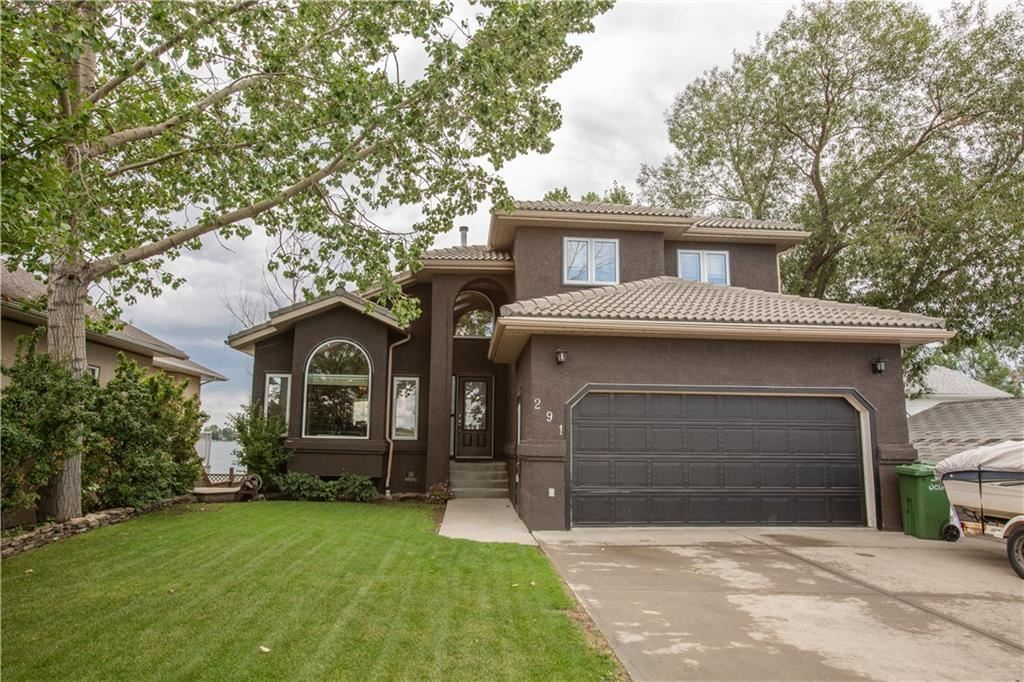 Photo of 291 EAST CHESTERMERE Drive, Chestermere, AB T1X 1A2 (MLS # A1060865)
