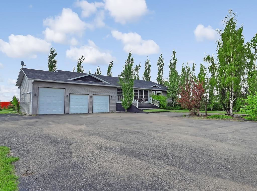 Photo of 240094 VALE VIEW RD, Rural Rocky View County, AB T2M 4L5 (MLS # C4254881)