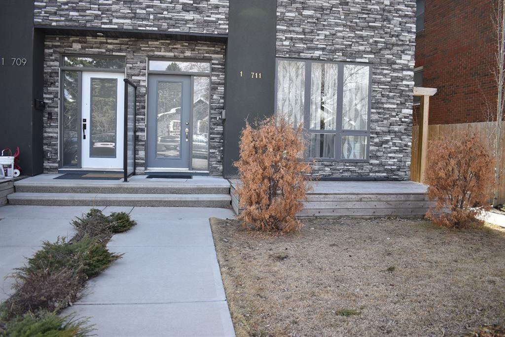 Photo of 711 17 Avenue NW #1, Calgary, AB t2M 0N8 (MLS # A1100885)