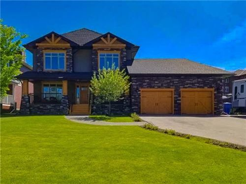Photo for 980 East Chestermere Drive, Chestermere, AB T1X 1H9 (MLS # C4293886)