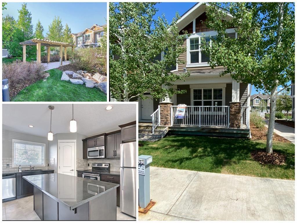 Photo of 210 Cranberry Park SE, Calgary, AB T2H 2C3 (MLS # A1114896)