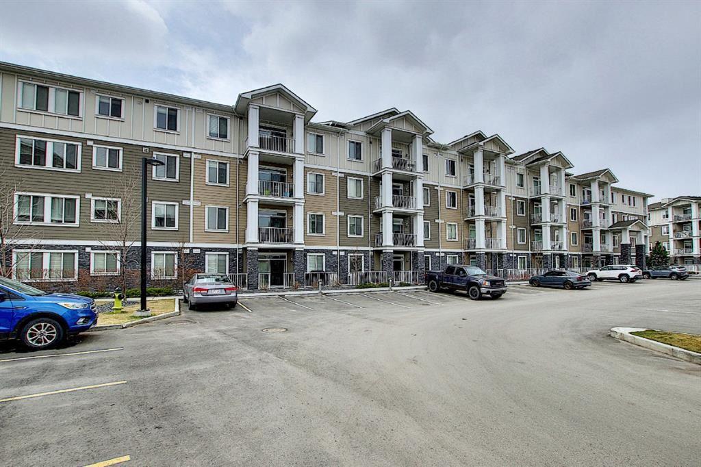 Photo of 522 Cranford Drive SW #3414, Calgary, AB T3M 2L7 (MLS # A1098902)