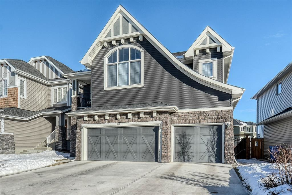 Photo of 68 Rainbow Falls Boulevard, Chestermere, AB T1X 0S6 (MLS # A1060904)