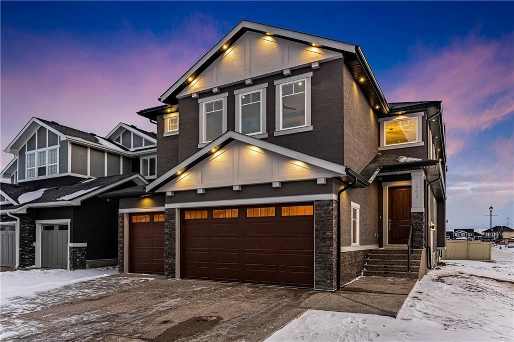Photo of 241 ASPENMERE WY, Chestermere, AB T1X 0Y2 (MLS # C4285906)