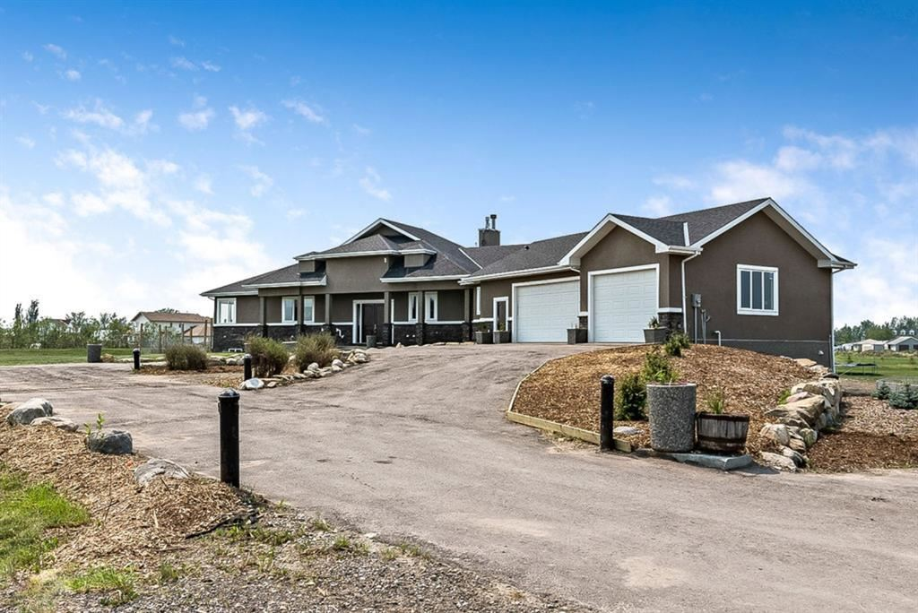 Photo of 275079 Township Road 240, Rocky View County, AB T2P 2G7 (MLS # A1130907)