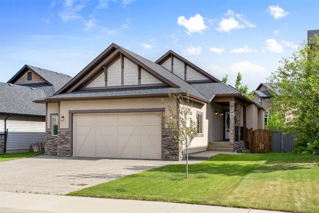 Photo of 132 Aspenmere Drive, Chestermere, AB T1X 0P2 (MLS # A1121909)