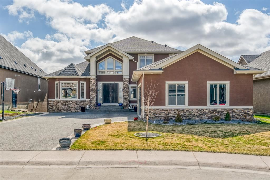 Photo of 216 Stonemere Close, Chestermere, AB T1X 1N1 (MLS # A1142914)