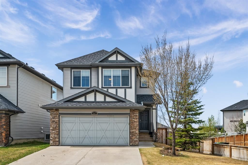 Photo of 287 Cranberry Circle, Calgary, AB T3M 0S2 (MLS # A1101920)