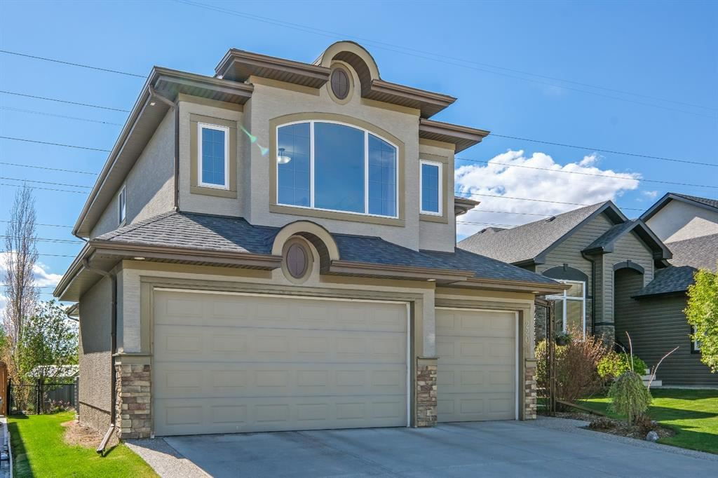 Photo of 220 Aspenmere Close, Chestermere, AB T1X 0G3 (MLS # A1112940)