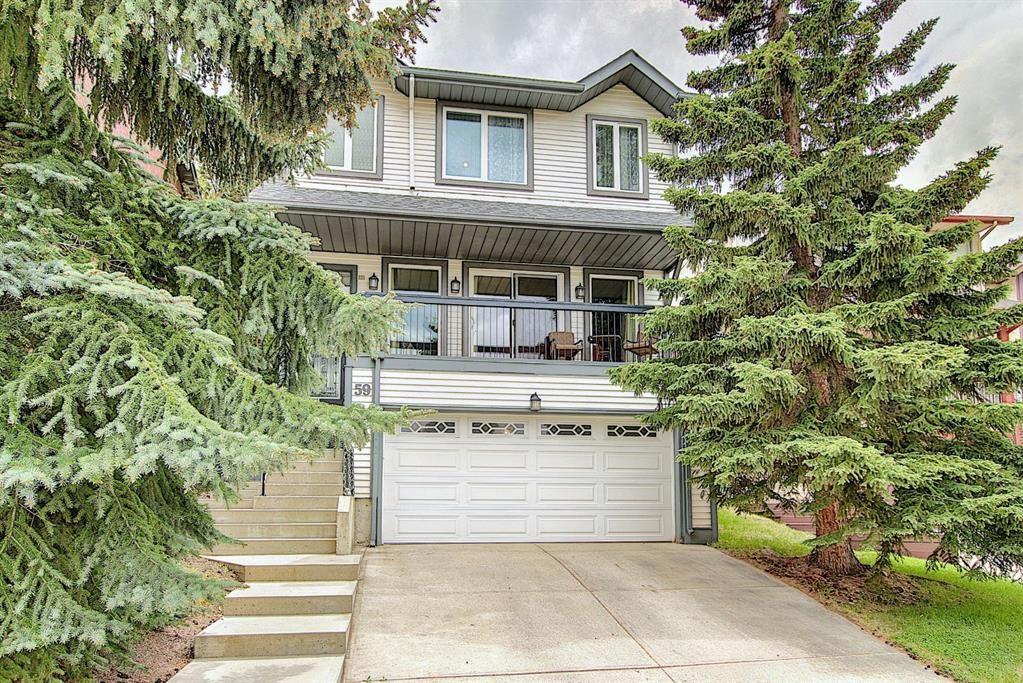 Photo of 59 COACH MANOR Terrace, Calgary, AB T3H 1C9 (MLS # A1116940)