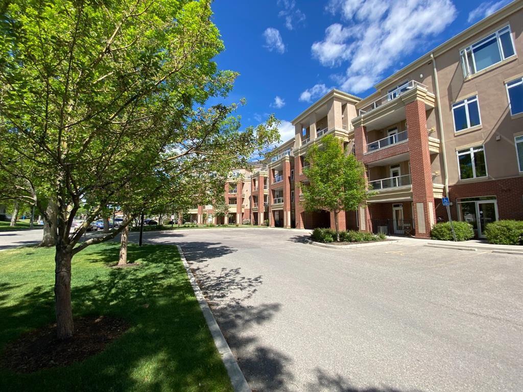 Photo of 2 HEMLOCK Crescent SW #311, Calgary, AB T3C 2Z1 (MLS # A1086959)