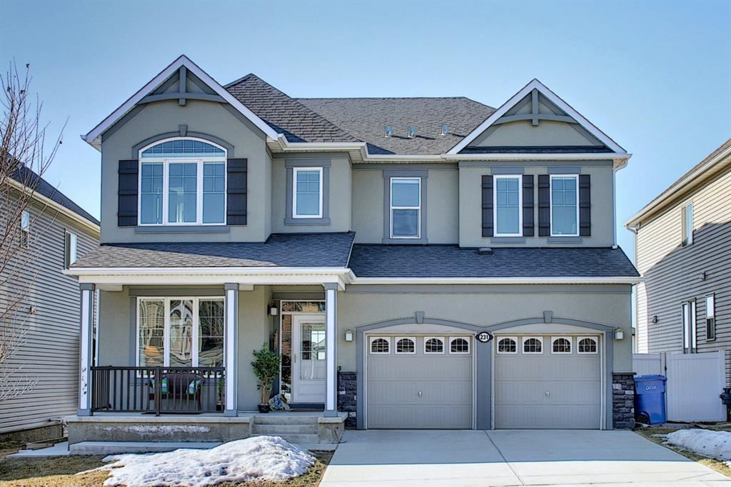 Photo of 231 LAKEPOINTE Drive, Chestermere, AB T1X 0R3 (MLS # A1080969)