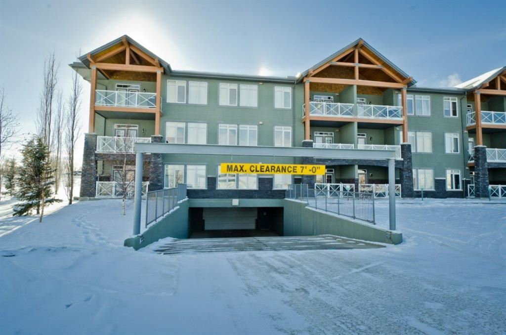 Photo of 1005B Westmount Drive #113, Strathmore, AB T1P 0C3 (MLS # A1072986)
