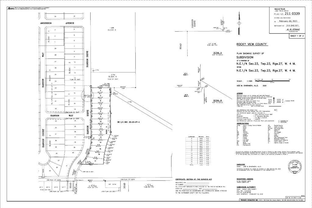 Photo of 22 Hanson Drive, Langdon, AB T0J 1X1 (MLS # A1140999)