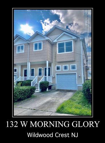 Photo of 132 W Morning Glory Avenue, Wildwood Crest, NJ 08260 (MLS # 202491)