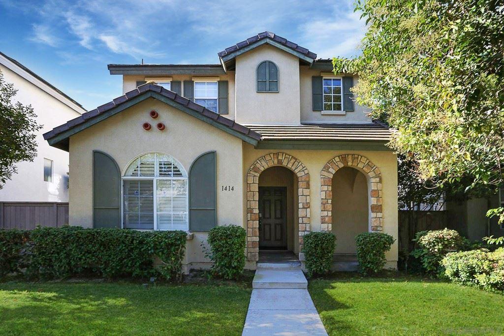 1414 Vallejo Mills St, Chula Vista, CA 91913 - MLS#: 210026000