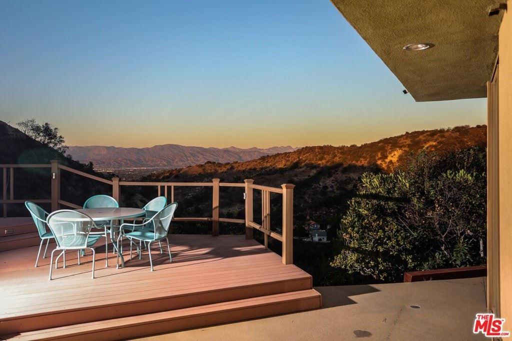 3512 Beverly Ridge Drive, Sherman Oaks, CA 91423 - MLS#: 21776000