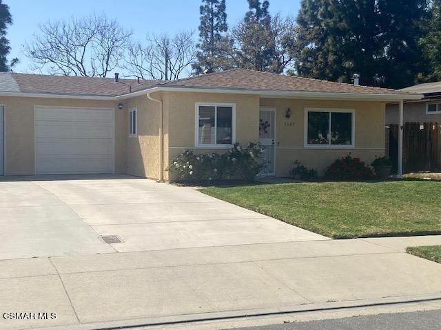 1547 Moreno Drive, Simi Valley, CA 93063 - MLS#: 221002000
