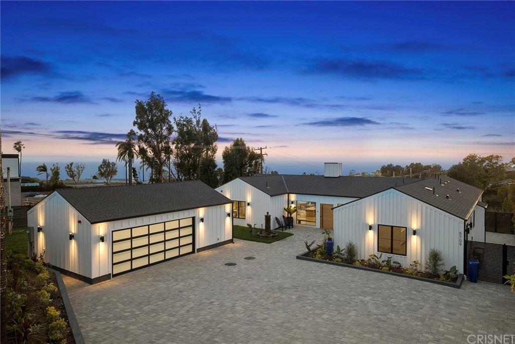 Photo of 5709 Busch Drive, Malibu, CA 90265 (MLS # SR21125000)
