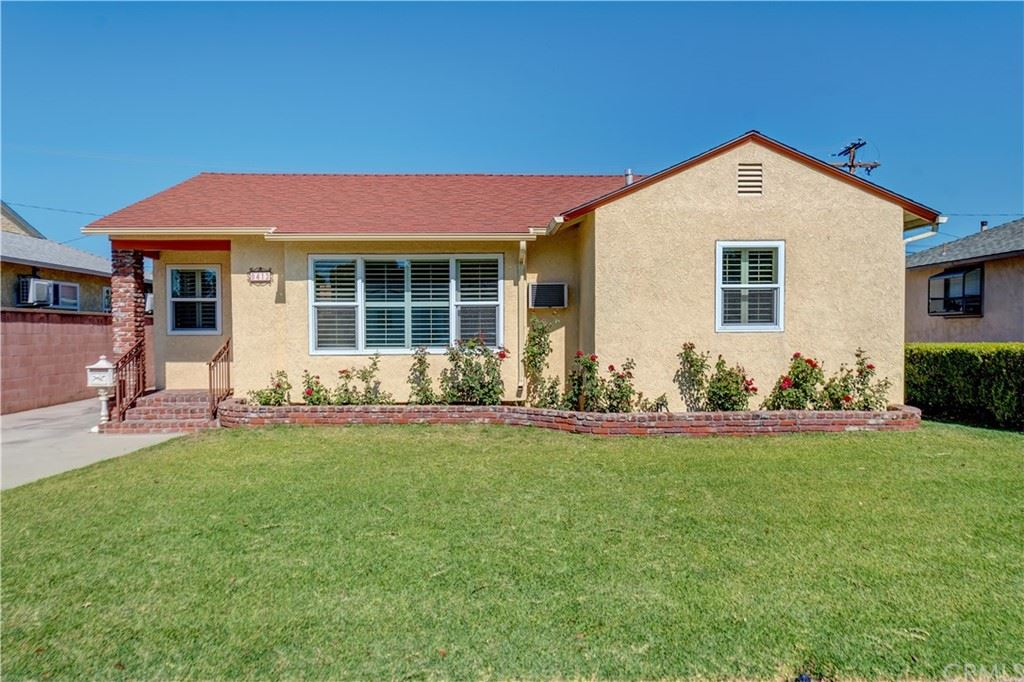 9413 Melita Street, Pico Rivera, CA 90660 - MLS#: PW21231001