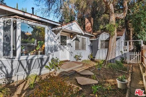 Photo of 2724 N Beverly Glen Boulevard, Los Angeles, CA 90077 (MLS # 20672002)
