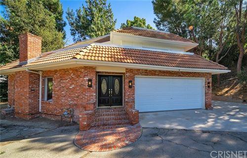 Photo of 3492 Clairton Place, Encino, CA 91436 (MLS # SR20221002)