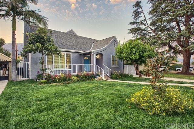 Photo of 2127 Galbreth Road, Pasadena, CA 91104 (MLS # SR21133002)