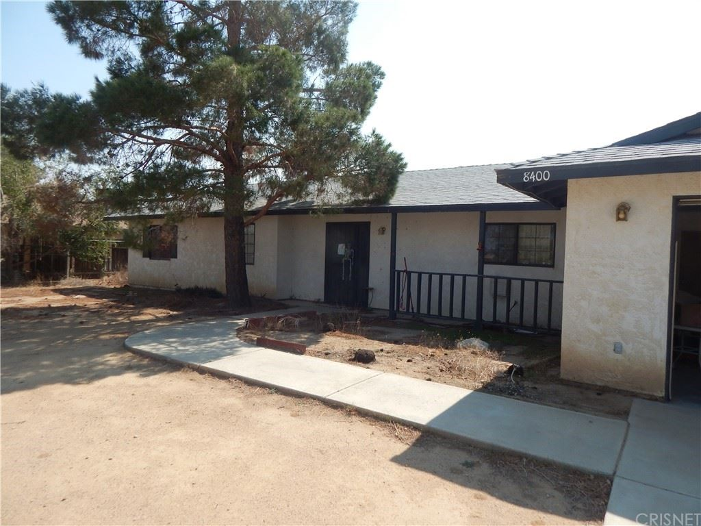 8400 Willow Avenue, California City, CA 93505 - MLS#: SR21219002