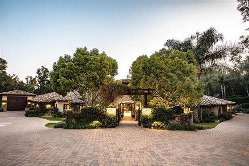 Photo of 16705 Avenida Arroyo Pasajero, Rancho Santa Fe, CA 92067 (MLS # 200022003)