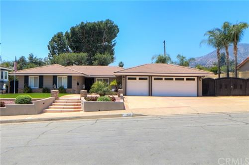 Photo of 933 Englewild Drive, Glendora, CA 91741 (MLS # CV21073003)