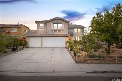 Photo of 36501 Silverado Drive, Palmdale, CA 93550 (MLS # SR21206003)