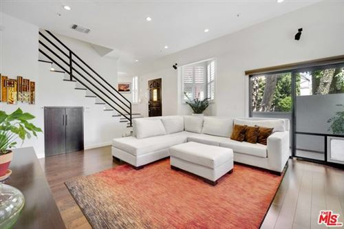 Photo of 601 N SWEETZER Avenue #A, West Hollywood, CA 90048 (MLS # 20580004)