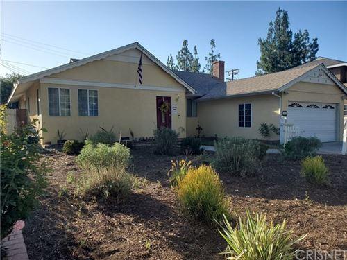Photo of 11034 Paso Robles Avenue, Granada Hills, CA 91344 (MLS # SR20124004)