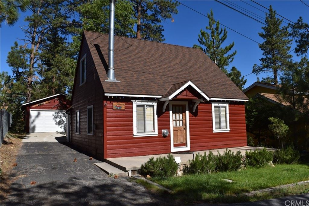 516 Wanita Lane, Big Bear Lake, CA 92315 - MLS#: TR21153004